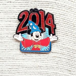 🆕️Disney Mickey Mouse - 2014 - Wizard - Fantasia